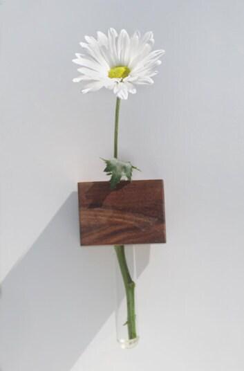 Lovely test tube flower vase refrigerator by for Test tube flower vase rack
