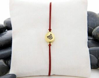 Butterfly jewelry, butterfly bracelet, Bracelet, Jewelry, butterfly, butterfly birthday, butterfly wings, Friendship bracelet, JIB246CBR