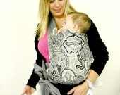 Mei Tai Baby Carrier, Cotton Baby Carrier, Toddler Carrier, Backpack Baby, Paisley Baby, Plus Size Baby Carrier