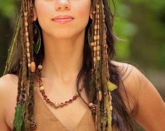 Redwood Faery Headdress