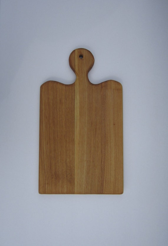 Items Similar To Handcrafted Wood Bread Board Lollipop