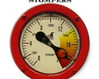The Steampunk Stompers - Album on CD