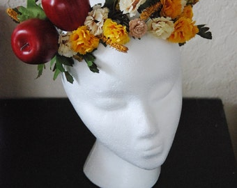 The Apple Orchard Flower Halo