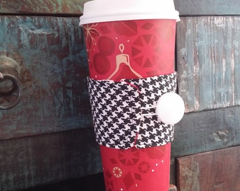Stylish Coffee Cozy Sleeve