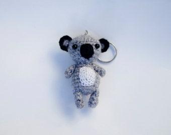 Amigurumi Koala Keychain : Amigurumi koala Etsy
