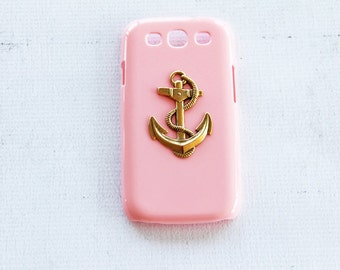 Pink iPhone 6s Plus  Case Anchor  Case Nautical Phone Case for the iPhone 6s Plus  Hipster  Case Stylish  Case iPhone 7 Case