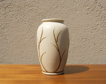 Vintage vase by Bay - 60s - West German Pottery - Mid Century Modern - Fat Lava era - 650 17