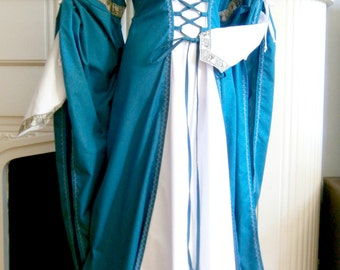 Custom Made Medieval Dress, Renaissance Gown, LARP and Fantasy Wedding Dress
