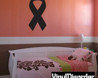 Ribbons Vinyl Wall Decal Or Car Sticker - Mvd003ET