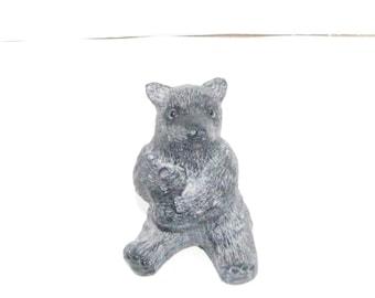 Black Bear Figurine