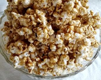 Sweet Buttery Caramel Popcorn