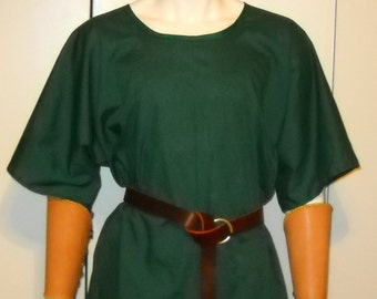 Renaissance Fair, SCA, Cosplay, LARP Simple Summer Tunic