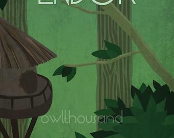 Endor Poster
