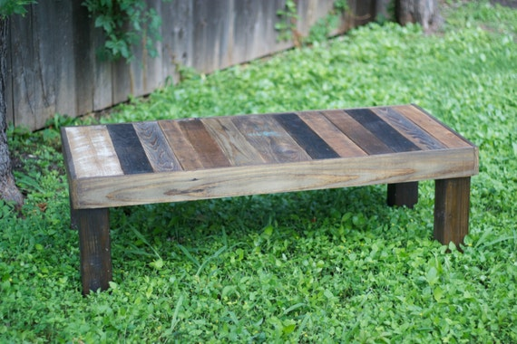 Items similar to reclaimed wood coffee table local pickup for Local reclaimed wood