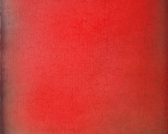 Red Grunge Art