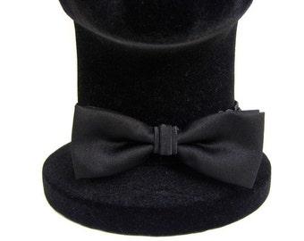 Velvet Bow Tie