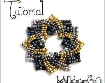TUTORIAL Beaded Celtic Knots, Part 2 Rings, Rosettes & Beaded Beads