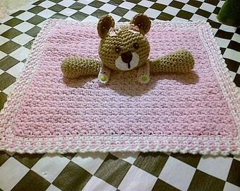 Bear security blanket