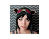Teemo Hat. League of Legends Teemo the Swift Scout videogame inspired earflap beanie Gamer Boyfriend Girlfriend geeky gaming gift