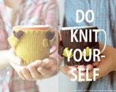 DIY Mug Sweater Pattern by Nawanowe
