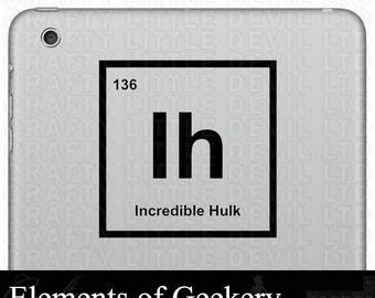 Element - Incredible Hulk