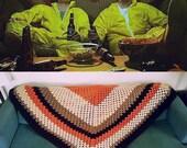 Breaking Bad crochet afghan, blanket