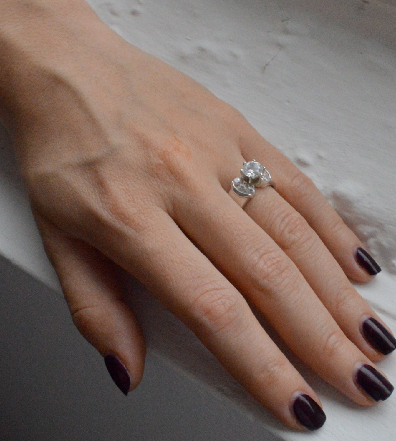 Clearance sale solitaire engagement ring traditional for Orthodox wedding rings for sale