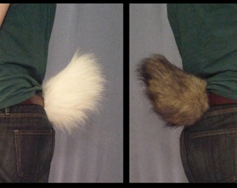 Rabbit Costume Tail