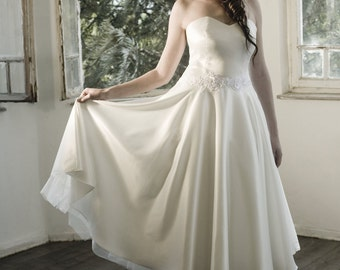 popular items for corset wedding gown on etsy