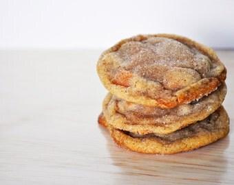 Browned Butter Salted Caramel Cookie | Half Dozen