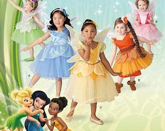 Disney Fairies Sewing Pattern Simplicity 1792 Tinkerbell
