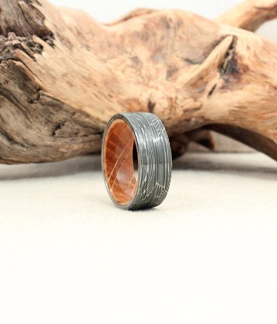 Bourbon Barrel Ring