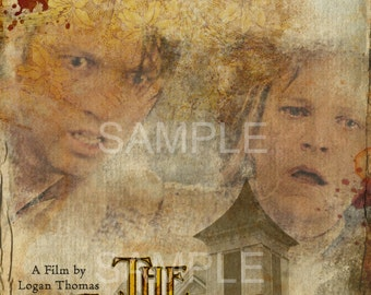 The Yellow Wallpaper - 12x18 inch Official Movie Poster