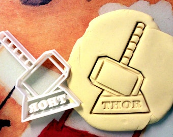 Thor Cookie Cutter