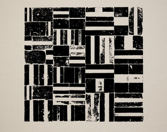 The Next Call #06. Typographic design & printmaking.