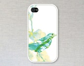 Bird & Flower iPhone Case