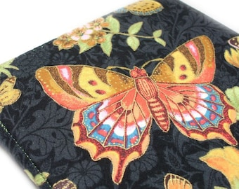 Kindle Paperwhite cover - Beautiful Butterflies - Kobo Mini, Kindle Voyage, Kindle Touch cover - voyager - butterfly eReader case hardcover