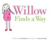Autographed copy of Willow Finds A Way