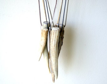 Antler Necklace - FREE GIFT WRAP