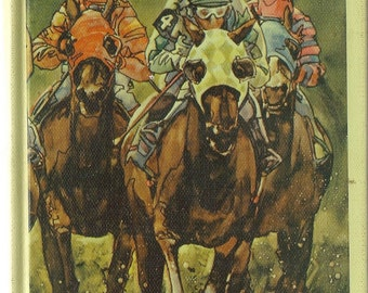 Jockey – Or Else! - Fern G. Brown - Darrell Wiskur - 1978 - Vintage Book