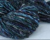 TIDEPOOL - Handspun Luxury Fiber Yarn