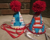 FIRST BIRTHDAY Dr Seuss Birthday Hat