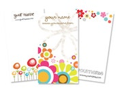 Display Cards  Custom  Earring Cards  Hair Bow Cards  Business Cards  Jewelry Tags  Jewelry Display  Custom Tags  FLOWER HAPPINESS