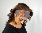 Organic Flower Headband