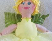 Handmade Fairy Doll - OOAK Faerie