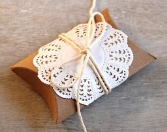 Pilllow box template | Instant download digital printable pillow box template | gift box printable template