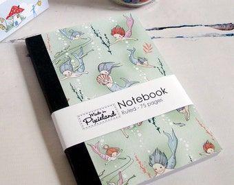 Seababies A6 Notebook
