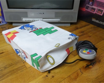 Sonic WRETRO WRAPPER console dust cover