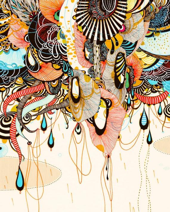 Giclee Fine Art Print - Allusion - Print