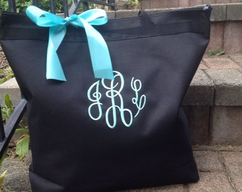 Bride Totes - set of 7 for Katherine -